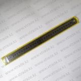 Линейка металлическая 300х25х0.8 мм