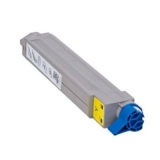 Toner Cartridge OKI 43837129 Yellow