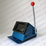 Пресс для вырубки пластика 55 х 86 mm (закругленные углы)