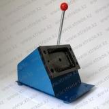 Пресс для вырубки пластика 55 х 86 mm