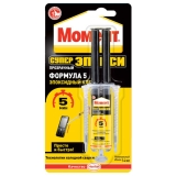 "Glue ""Moment Super Epoxy Formula 5"" 14ml."