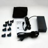 Универсальный адаптер для ноутбуков 90W (8 насадок)