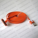 Cable USB Apple iPhone 4/4S 3,0 m