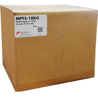 Тонер HP Universal black 10kg Static Control