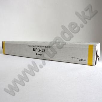 Тонер-картридж Canon C-EXV34 NPG-52 yellow